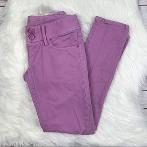 Lilly Pulitzer Worth Skinny Mini Jeans I0154